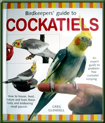 Cockatiel Book